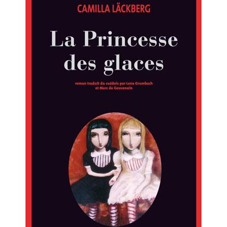 livre princesse des glaces