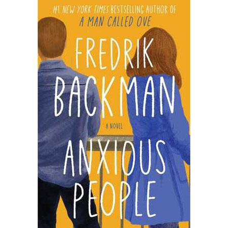 livre Anxious people
